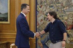 Pablo Iglesias veu molt complicada una alternativa a Rajoy i creu que C's i PSOE es mouran per deixar-lo governar (PODEMOS)