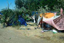 MSF denuncia la violència contra refugiats després del tancament de la ruta dels Balcans (CHRISTOPHE_HEBTING/MSF)