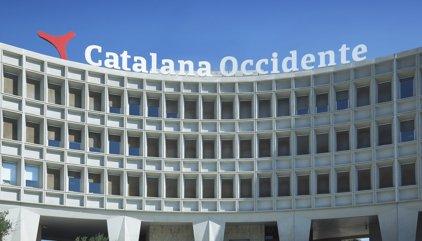 Catalana Occident obté un benefici atribuït de 157 milions fins al juny, un 9,2% més