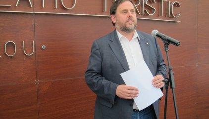 Puigdemont i Junqueras es reuneixen amb inversors del Centre Recreatiu i Turístic de Vila-seca i Salou