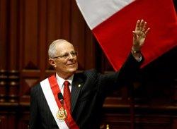 Kuczynski pren possessió com a president del Perú (REUTERS)