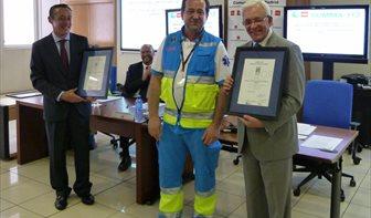El SUMMA 112 recibe la renovación del certificado AENOR de Gestión de...