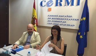 El CERMI incorporará el sistema SVIsual a su atención al público para...