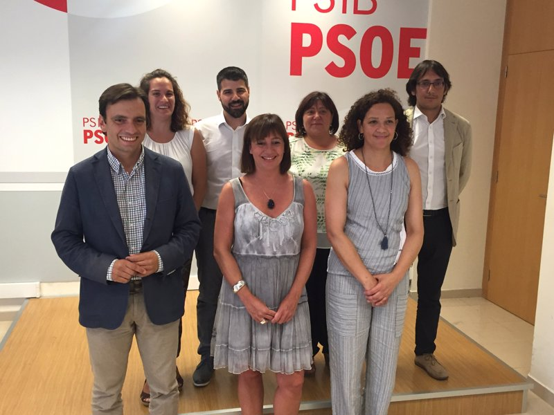 El PSIB impulsa grupos de trabajo sobre los asuntos 'capitales' que afectan a Baleares