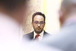 AMP.- El PSOE exigeix seriositat a Rajoy i li recorda que no val respondre amb un 'depèn' a la investidura (EUROPA PRESS)