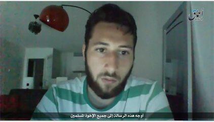 Uno de los terroristas de Normandía anima a los musulmanes a atacar a los países de la coalición internacional