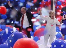 Clinton accepta la nominació a la Casa Blanca i promet ser la