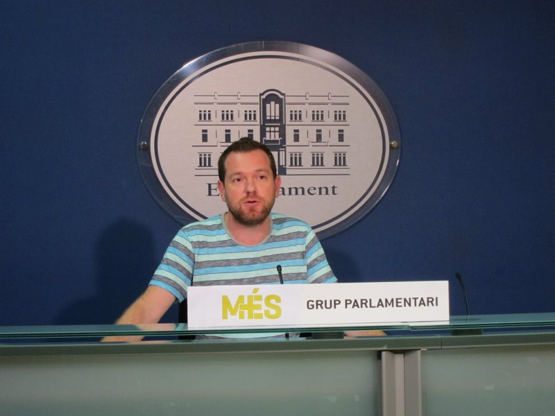 Més per Mallorca pide a Miquel Vidal que 'pida perdón a todos los camareros de Baleares'