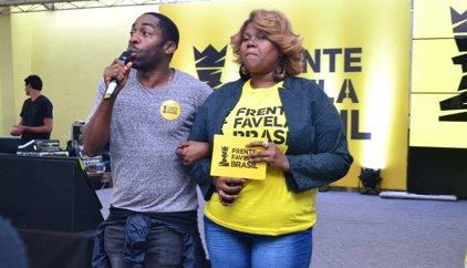 Nace Frente Favela, el partido político para los negros y excluidos de Brasil