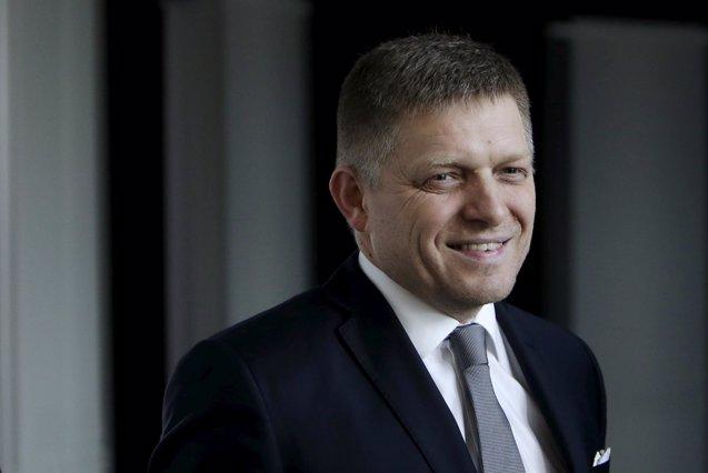 """Foto: El primer ministro eslovaco se muestra convencido de la """"absoluta relación entre migración y terrorismo"""" (DAVID W CERNY / REUTERS)"""