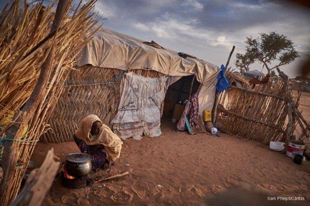 Foto: Cáritas pide ayuda para Níger, con 138.000 desplazados por la violencia de Boko Haram (CARITAS)