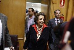 La Fiscalia demana al Suprem que obri causa a Rita Barberá pel blanqueig del cas Imelsa (EUROPA PRESS)