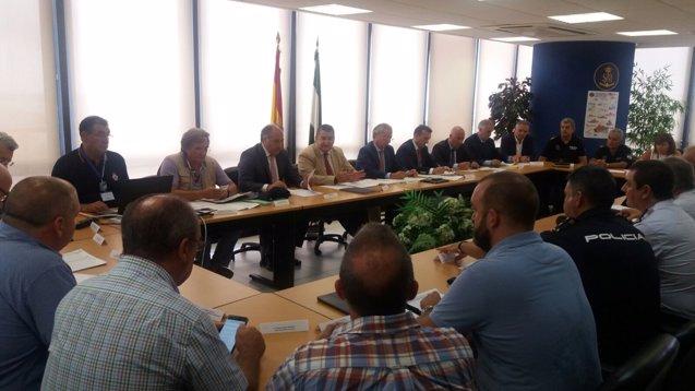 """Foto: El Gobierno subraya la importancia de la coordinación en los días """"críticos"""" de la OPE (EUROPA PRESS/DELEGACIÓN DEL GOBIERNO EN ANDALUCÍA)"""