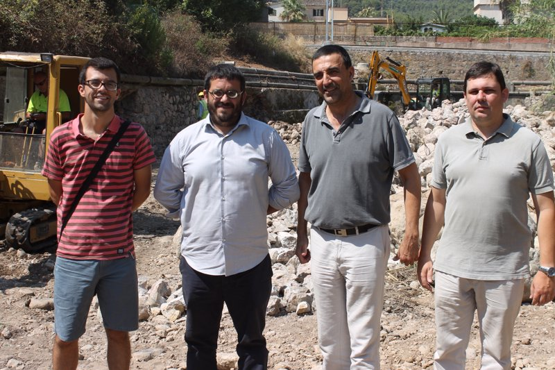La Conselleria de Medio Ambiente invierte 2,7 millones de euros para la limpieza y acondicionamientos de torrentes