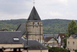 França deté un refugiat sirià en la investigació per l'atac a l'església (PASCAL ROSSIGNOL/REUTERS)