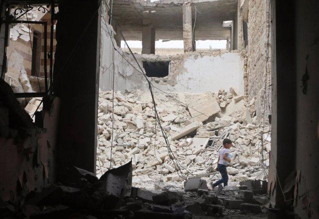 Foto: La ONU propone cambios al plan de evacuación ruso para Alepo (REUTERS)