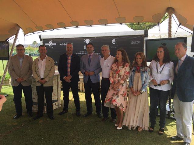 Foto: Andalucía proyectará su imagen como destino de grandes eventos deportivos en Sotogrande (EUROPA PRESS/JUNTA DE ANDALUCÍA)