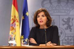 L'Estat demana al Tribunal Constitucional que obri la via penal contra Forcadell (EUROPA PRESS)