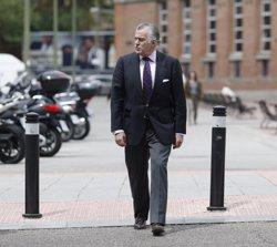 El tribunal de Gürtel es decanta per citar Acebes, Rato o Arenas (EUROPA PRESS)