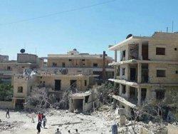 Un mínim de dos morts per un bombardeig contra un hospital maternoinfantil d'Idlib (SAVE THE CHILDREN)