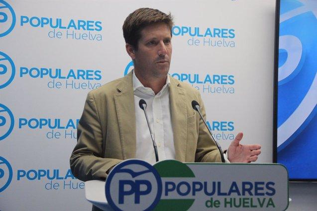 Foto: El PP denuncia que la Junta no hará una obra nueva en Huelva antes del año 2020 (EUROPA PRESS/PP)
