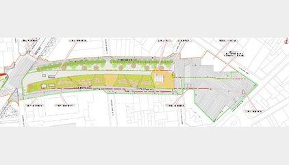 El Govern adjudica la urbanització de l'espai de la prolongació de Ferrocarrils a Sabadell