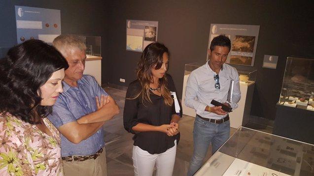 Foto: Las exposiciones del Museo de Huelva reciben más de 2.400 visitas entre junio y julio (EUROPA PRESS/JUNTA)