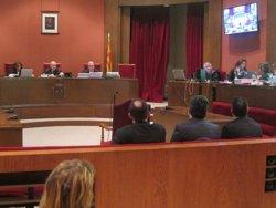 Suspenen l'entrada a la presó de Fernández i Bustos per la col·locació a dit de Montcada (EUROPA PRESS)