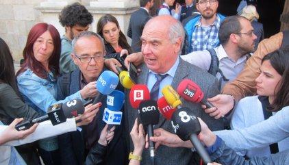 """Rabell critica la reacció """"irada del Govern central del PP"""" contra Forcadell"""