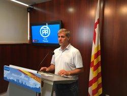 El PP demana a Colau que no posi Barcelona