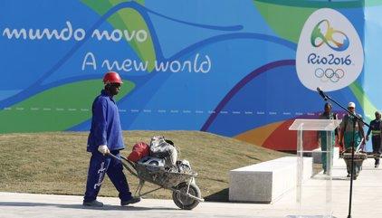 Evacuada la delegación australiana por un incendio en la villa olímpica de Río