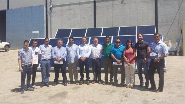 Foto: La IGP Garbanzo de Escacena ensaya con un horno solar para ganar eficiencia (EUROPA PRESS/JUNTA DE ANDALUCÍA)