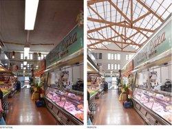Barcelona inverteix un milió d'euros en la millora de tres mercats municipals (AYUNTAMIENTO DE BARCELONA)