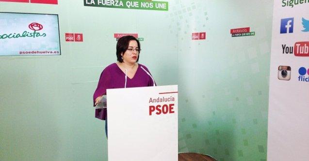 Foto: PSOE de Palos (Huelva) pide al alcalde que informe sobre el incendio en un asentamiento (EUROPA PRESS/PSOE )