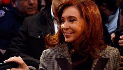 Fernández de Kirchner sufre una lesión leve, tras una caída en su apartamento