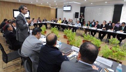 México.- Ochoa Reza inicia su gira de 100 días para cerrar filas en el PRI y luchar contra la corrupción