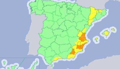 Suben las temperaturas provocando la alerta en 12 provincias este domingo