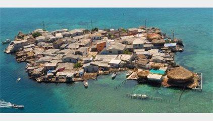 Santa Cruz del Islote, la isla más densamente poblada de la Tierra