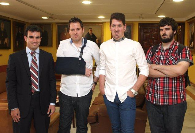 Foto: Las necesidades de las personas con discapacidad en la universidad, a estudio en Madrid (EUROPA PRESS/UNIVERSIDAD DE SEVILLA)