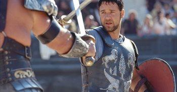 """Russell Crowe: Gladiator fue la forma """"más tonta"""" de rodar una película"""