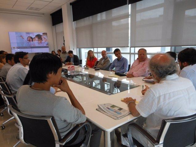 Foto: 16 empresas asisten a la sesión informativa sobre oportunidades de negocio en China (SODERCAN)