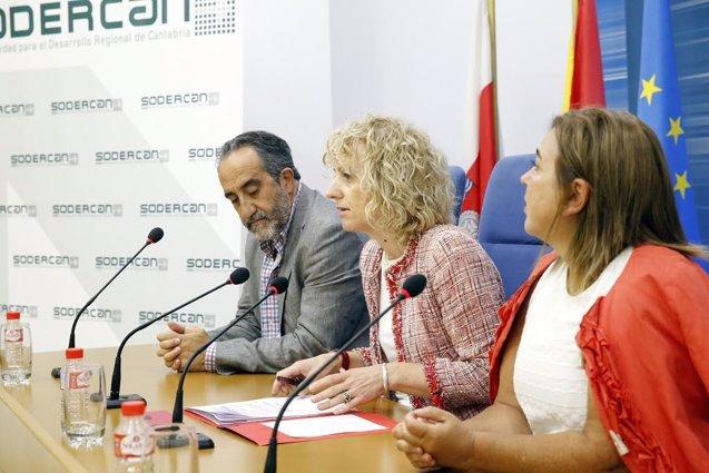 Foto: 383 empresas y grupos de investigación concurren a las 14 líneas de ayudas de Sodercan (GOBIERNO DE CANTABRIA)