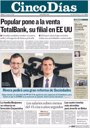 Foto: Las portadas de los periódicos económicos de hoy, jueves 11 de agosto