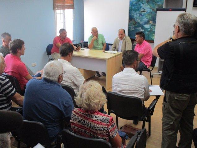 """Foto: Leiceaga denuncia que el sector pesquero fue """"a menos"""" con Feijóo (EUROPA PRESS/SOCIALISTASDEGALICIA)"""