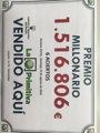 Foto: La Lotería Primitiva deja 1,5 millones en Santander