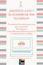 Foto: ¿Naciste en Cuenca el 6 o el 7 de diciembre de 1996?