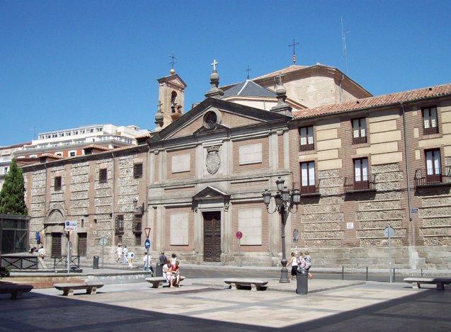 Foto: El Monasterio de las Descalzas Reales de Madrid, adaptado para personas con discapacidad (LUIS GARCÍA )
