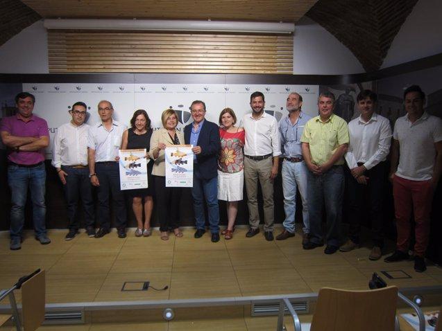Foto: Piedras Albas (Cáceres) espera la visita de más de 3.000 personas en la edición más rayana de la Fiesta de la Tenca (EUROPA PRESS)