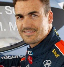 Dani Sordo renova amb Hyundai fins al 2018 (MCKLEIN)
