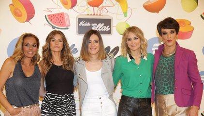 Sandra Barneda abandona 'Hable con ellas' por un comentario de Alba Carrillo